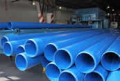 Pipe Production at Gauteng factory