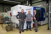 Wittmann Battenfeld Injection Moulding Technology at work