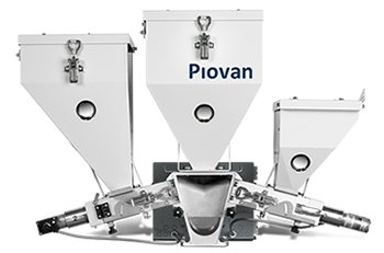 Piovan Volumetric Dosing Unit